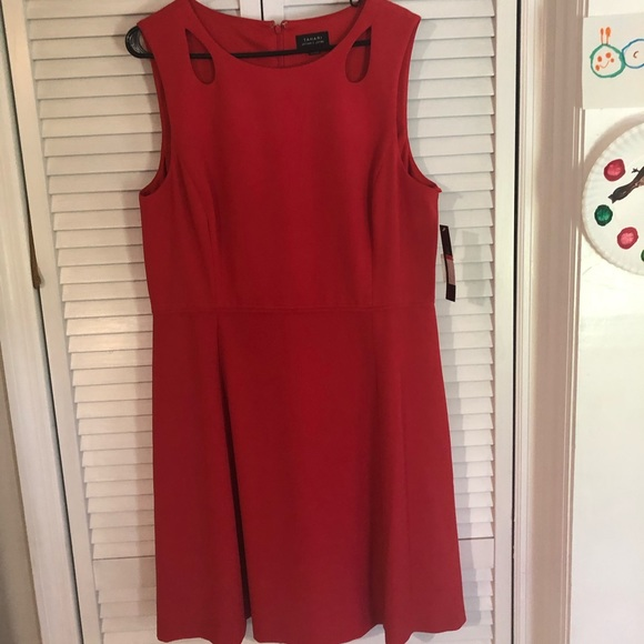 Tahari Dresses & Skirts - NWT beautiful Tahari sleeveless dress 16